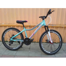 "CROSSRIDE MOLLY LADY MTB 24"" 13"" Голубой"