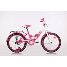 "ARDIS FASHION GIRL BMX 20"" Розовый"